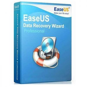 EaseUS Data Recovery Wizard 14.5 Crack + License Code Full Version
