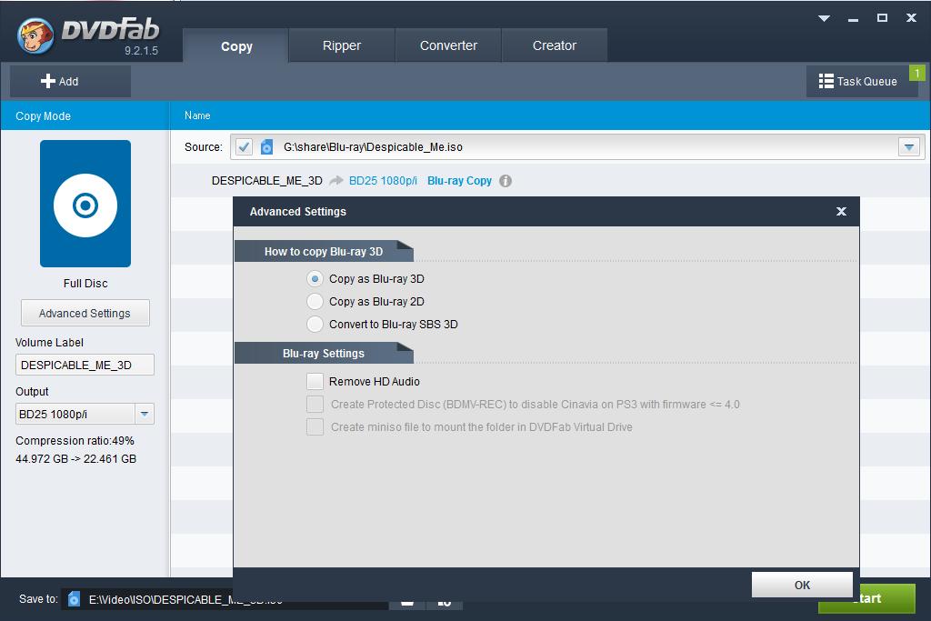 DVDFab 12.0.3.5 Crack + Keygen Free Full Version