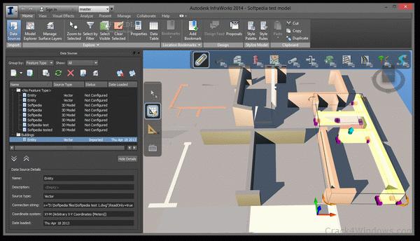 Autodesk InfraWorks v2022 Crack + Activation Key (Latest 2021) Download