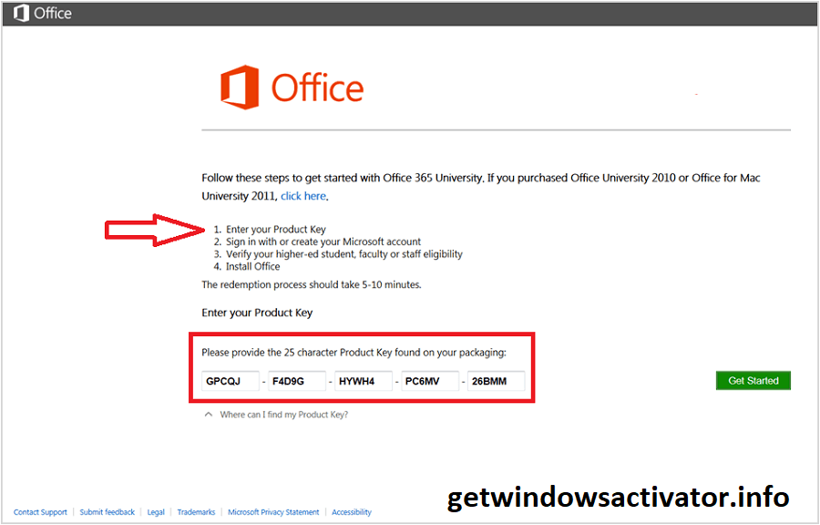 Microsoft Office 365 Crack With Product Key [Full Working] 2022